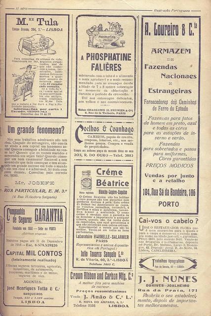 Ilustração Portugueza, 1920s - 2