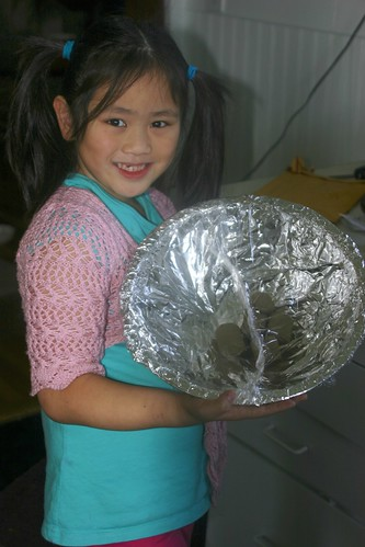 Solar Cooker Ready to Go