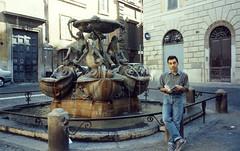 Viajes: Roma, 1994.