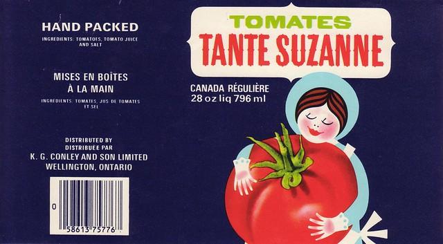 Tomates Tante Suzanne