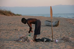 Early morning activity, Karonga - Malawi