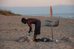 Early morning activity, Karonga - Malawi