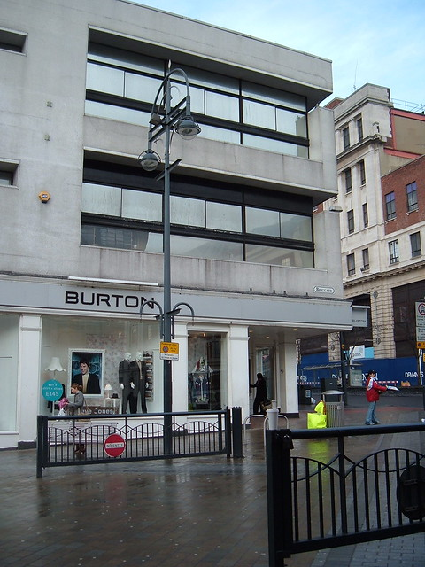 Burton store 1960s architecture flickr photo sharing for Architecture 1960