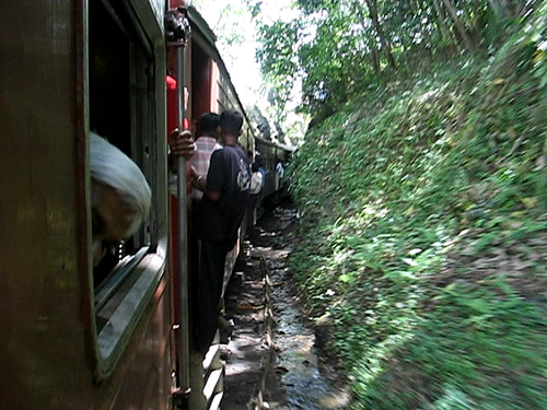 Train to Kandy