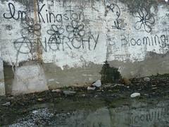 Graffiti in Kingston
