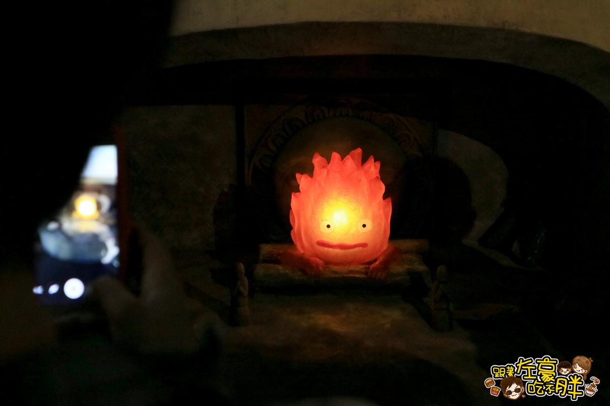 吉卜力的動畫世界特展-14