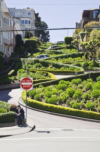 Koshy Koshy's photo of Lombard Street.