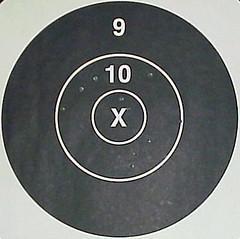 NRA 200 Yard Target Center