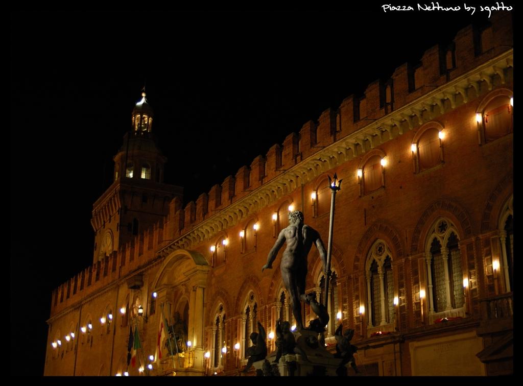 Bologna sotto le stelle