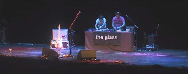 The Glass, Santander 7 de Diciembre de 2007, Festival CUVA.