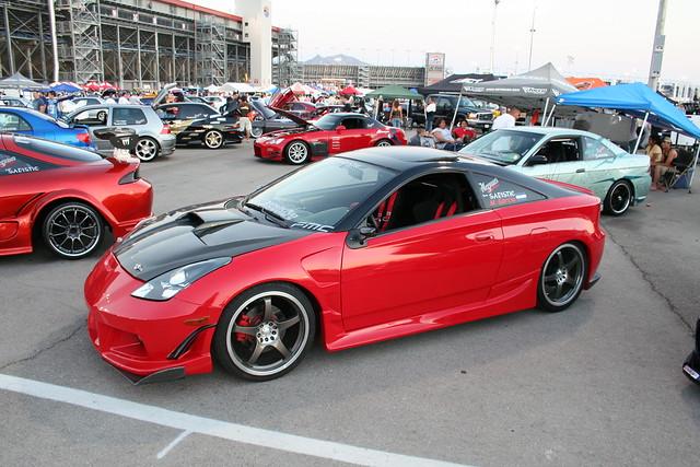 D1GP Las Vegas - Toyota Celica