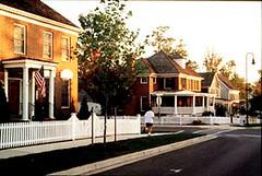 Kentlands, in Maryland