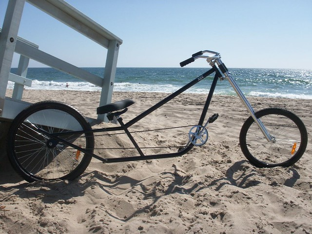 how to build a lowrider beach cruiser