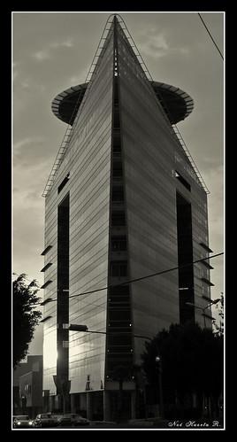 Edificio en el Triángulo, Puebla