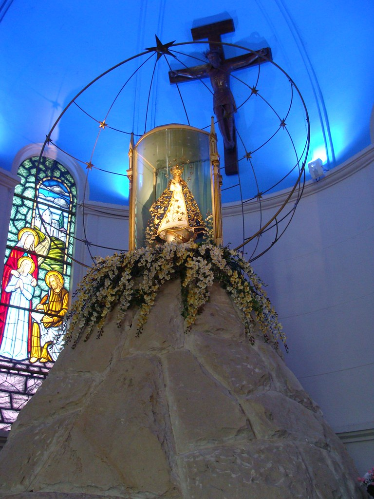 Nossa Senhora de Cacupé, a Padroeira do Paraguai - Paraguai