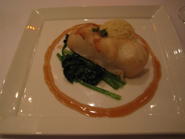 Baked cod fish with mashed potatoes my secret garden for Baked cod fish