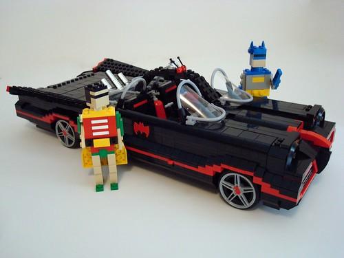 """Your Claim To Fame"" LUGNuts Challenge...'66 Batmobile"