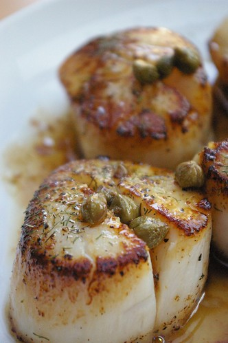 Good Sear Good Scallop