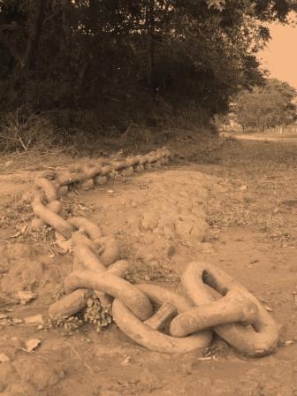 Las cadenas de El Baúl (Cojedes)