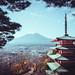 Mt Fuji by Patrick Foto ;)