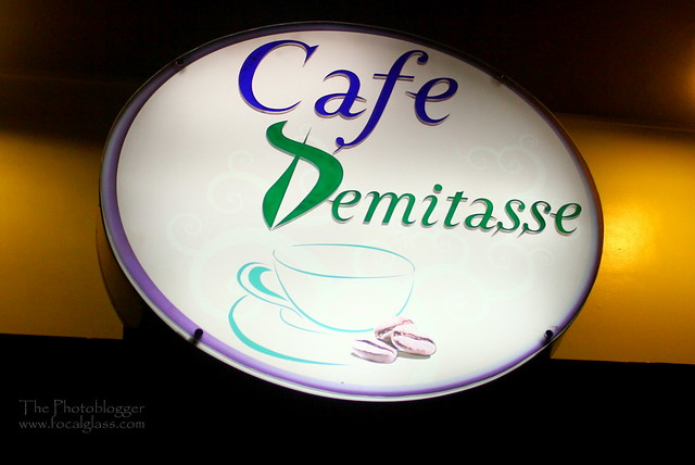 Cafe Demitasse