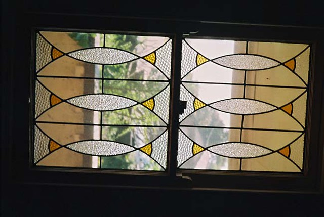 stained glass window, geometric | Flickr - Photo Sharing!