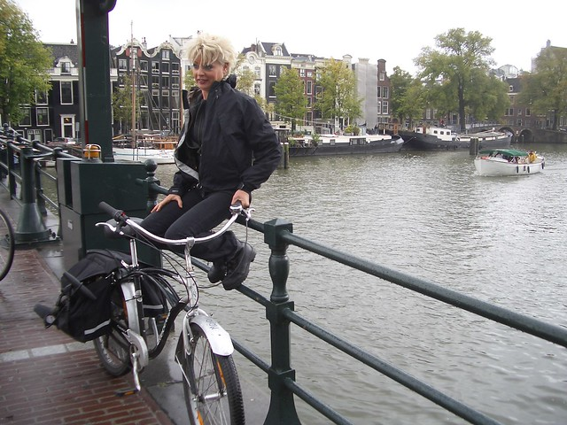 Bike Tour Guide Torn Acl