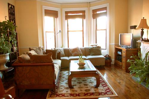 Martha Stewart Living Room