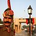 Wagah Soldier by Tanya Nagar