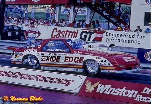 Wayne county speed shop dodge daytona unlawfl s race amp engine tech