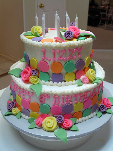 8Th Birthday Cake Ideas http://www.flickr.com/photos/cakemommy/2278398316/
