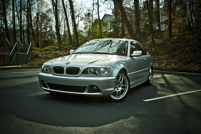 gray 2004 bmw 330ci flickr photo sharing. Black Bedroom Furniture Sets. Home Design Ideas