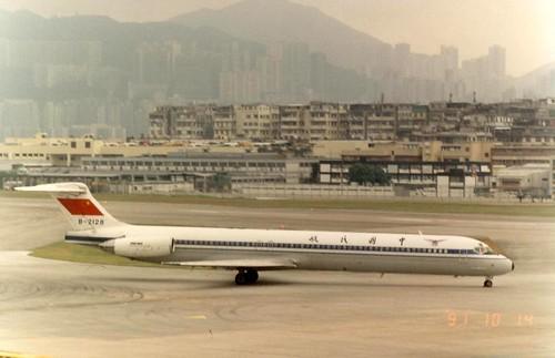 CAAC MD- 82 B-2128(cn1548)
