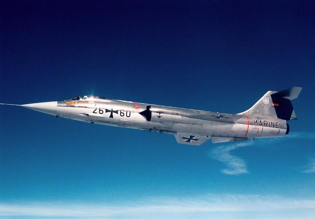 Starfighter F104 26+60