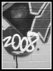2008 Houston Graffiti
