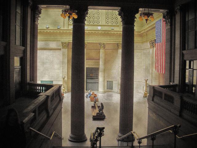 Untouchables, Union Station, Chicago, USA, Movie