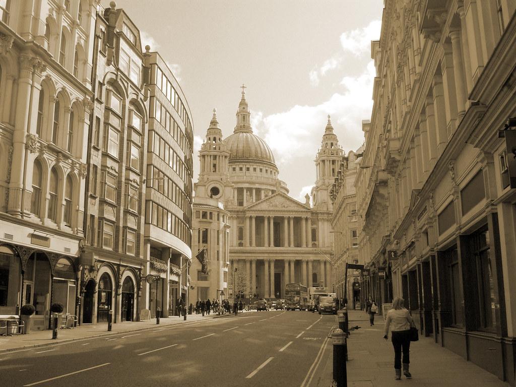 Hotels Near Old Bailey London