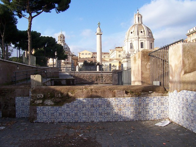 Roma – I Fori Imperiali (1995-2008). Part. 2 - The Forum of Trajan. Excavations & Related studies (1998-2008).