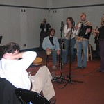 Ollabelle performs in Studio A