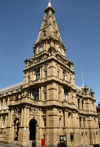 Halifax Town Hall 10550 BB3PNH