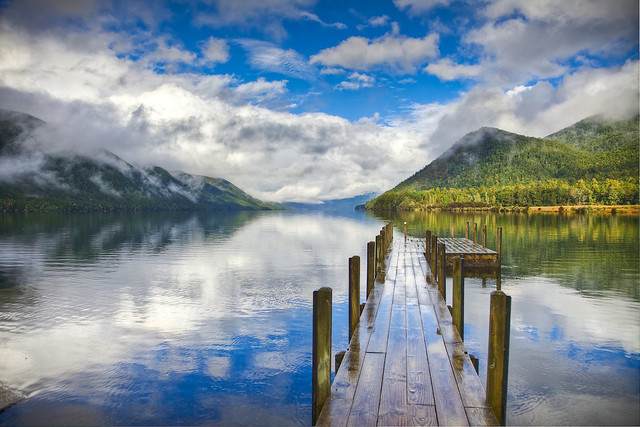 Lake Rotoroa, NZ