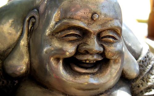 Sliver Budda