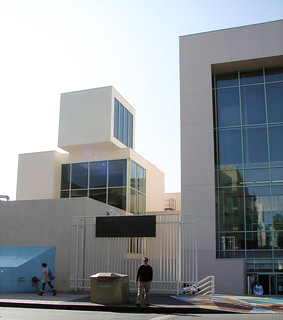 Gehry's Hollywood Library
