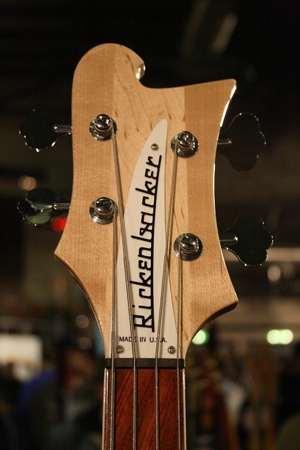 Photo:Rickenbacker By abragad