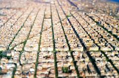 Eixample Barcelona (tilt shift)