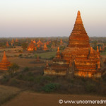 Bagan Temple Vistas - Myanmar