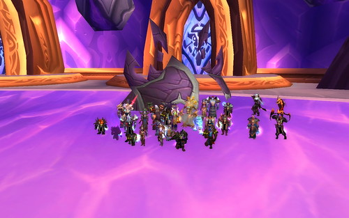Tempest Keep - Solarian Downed 5