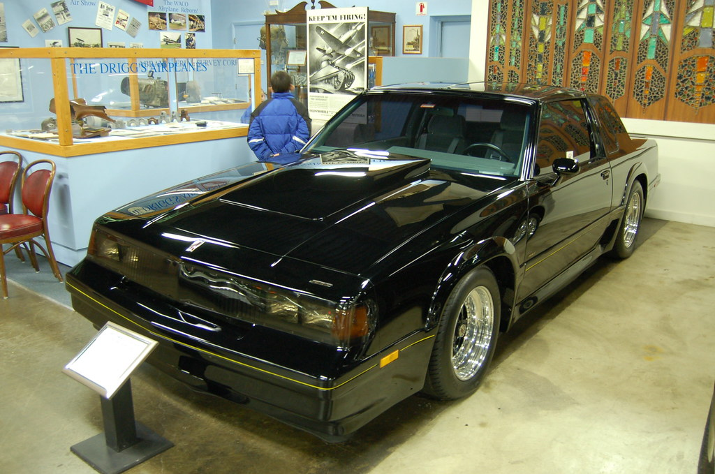 Gm selling off a chunk of its heritage collection just for 1987 cutlass salon t tops