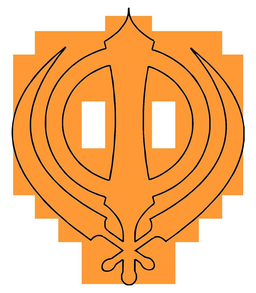 Sikh symbol jpg from rotating gif stockpholio free stock sikh symbol jpg from rotating gif biocorpaavc