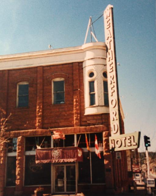 Weatherford Hotel Flagstaff Restaurant